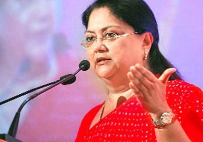 Raje announces 'affordable' urban housing policies
