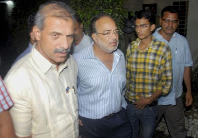 Rajasthan bribery scam : Senior IAS officer Ashok Singhvi arrested in bribery case