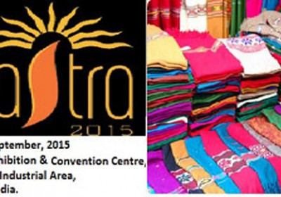 Textile fair 'Vastra-2015' begin in pink city