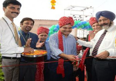Blue Dart Express launches two new business facilities in Jaipur