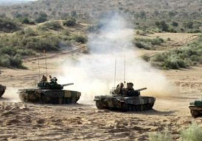 India, Russia will hold joint military exercise in Mahajan field firing range Bikaner