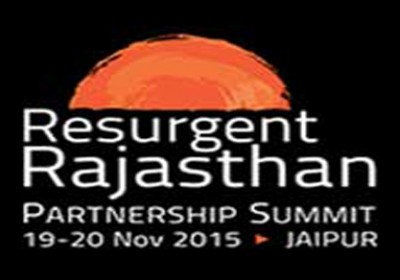 Rajasthan Resurgent Summit Starts Today