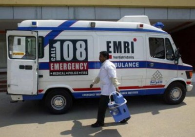 100 new '108-ambulance' deployed in Rajasthan today