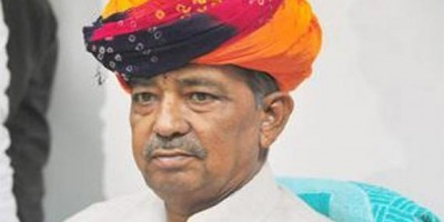 Former Central Minister and Ajmer Mp Died in Delhi