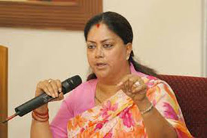 Rajasthan Congress Launch campaign Against The Government of Vasundhara Raje