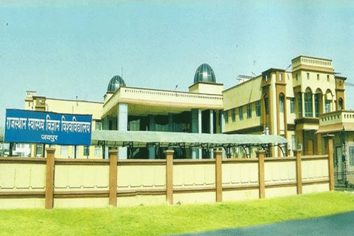 J P Singhal is new VC of Rajasthan University