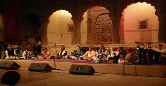 Grammy award winners to perform at Rajasthan