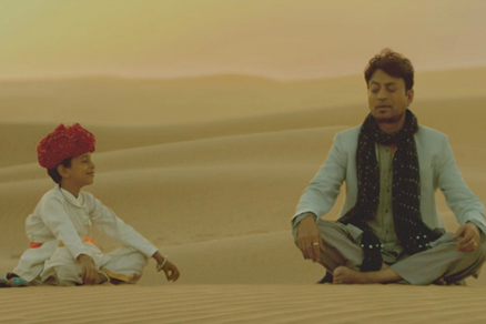 Irrfan Khan becomes the New face of Rajasthan Tourism
