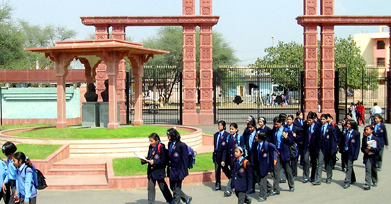 Rajasthan Introduce New Syllabus For Class 1 to XII In Govt School From 2016