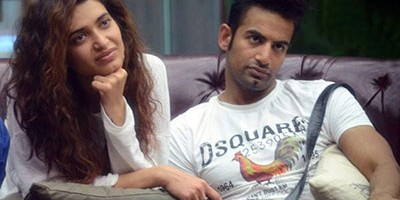 Karishma Tanna, Upen Patel holidaying in Udaipur