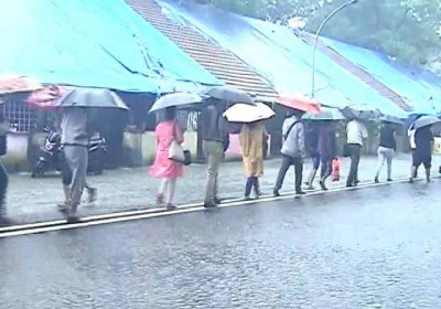 Today's heavy rain warning in 24 districts of Rajasthan, Disaster Management, and Relief Department issued alert
