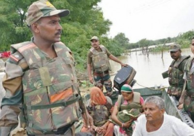 Floods devastation in Rajasthan, more than 10 thousand people affected